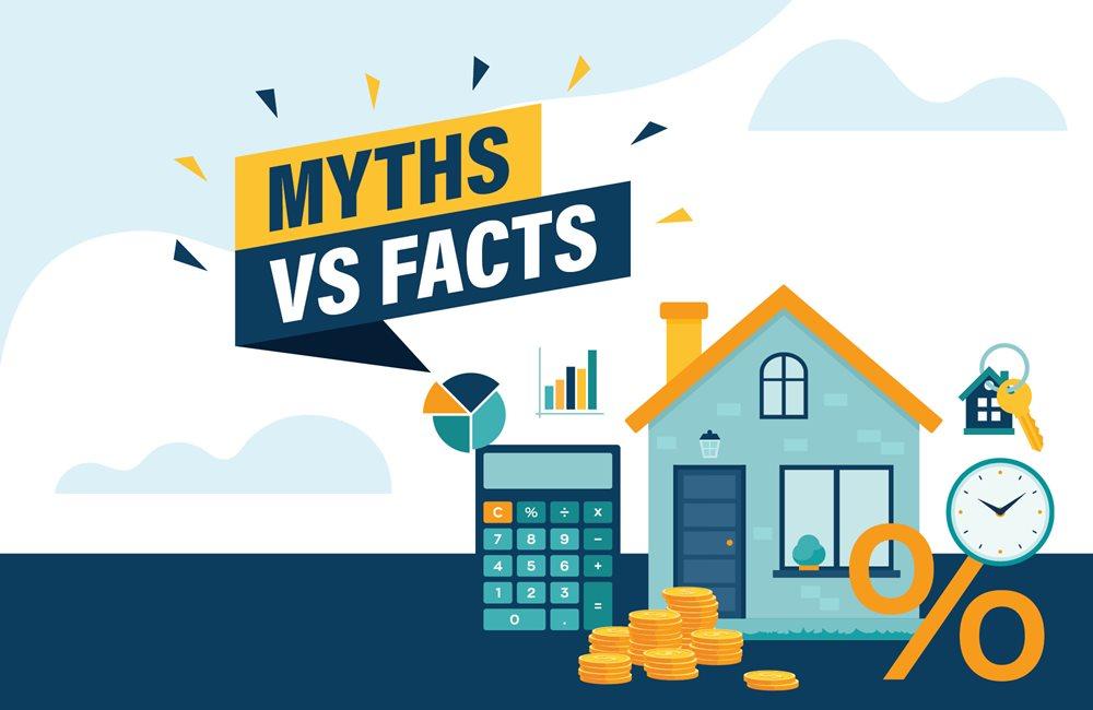 Common Homeownership Myths Debunked